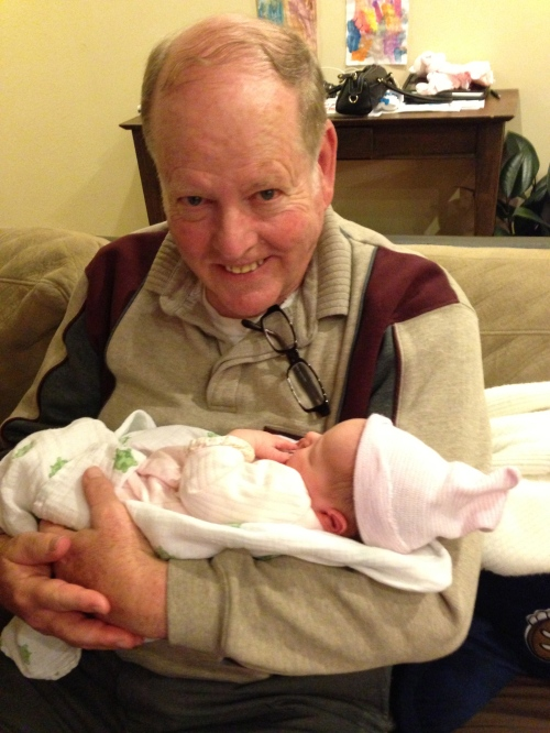 Papa John and Eliot...