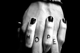 Hope springs...