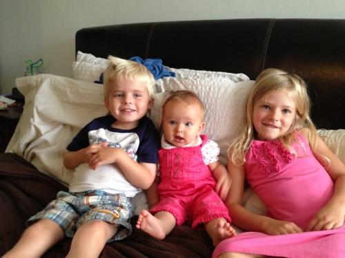 Kade, Eliot, Rhiannon